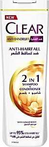 Clear 2 in 1 Anti-HairFall 360 ml