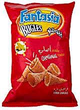 Fantasia Bugles Original  55 g