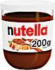 Nutella Chocolate Spread Jar 200 g