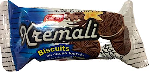 Kremali Vanilla Biscuits 30 g