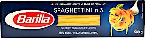 Barilla Spaghettini no.3 500 g
