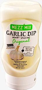 Mezz Mix Garlic Dip Squeeze 350 g
