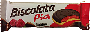 Biscolata Pia Raspberry 37.5 g