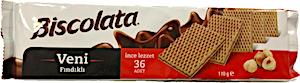 Biscolata Buscuits With Hazelnut 36's