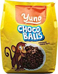 Yuno Choco Balls Cereal Puffs 300 g