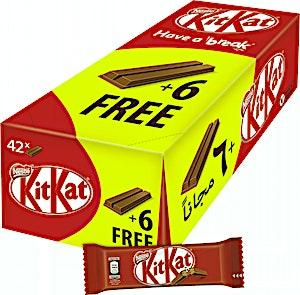 KitKat 2 Fingers 17.7 g - Pack of 42's
