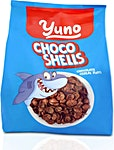 Yuno Choco Shells Cereal Puffs 300 g