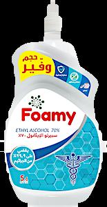 Foamy Ethyl Alchohol 5.1 L