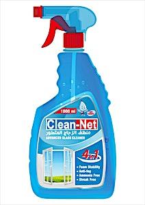 Clean-Net Advanced Glass Cleaner 1000ml
