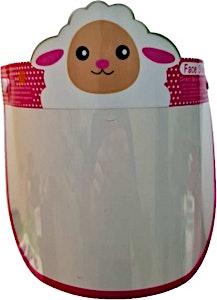 Face Shield Mask Rabbit 1's