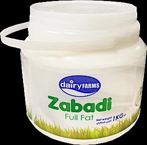 DairyFarms Zabadi Laban 1 Kg