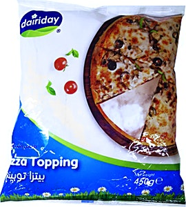 DairyDay Pizza Topping 450 g