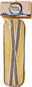 White Lifa Half Long + Towel 1's