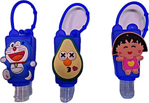 Clean-Net Hand Gel Sanitizer For Kids 1's