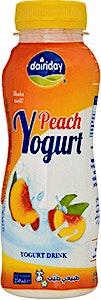 DairyDay Peach Flavored Yogurt 250 ml
