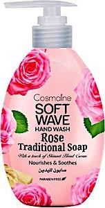 Cosmaline Soft Wave Hand Wash Rose 550 ml