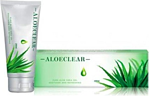 AloeClear Smoothing Aloe Vera Gel 50ml