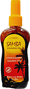 Samba Tanning Oil 200 ml