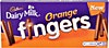 Cadbury Dairy Milk Finger Orange 114 g
