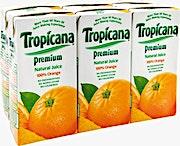 Tropicana Premium Orange 180 ml (5+1 Free)