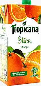 Tropicana Slice Orange 1 L