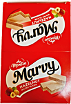 Marvy Hazelnut Wafer Slices 420 g - Pack of 12
