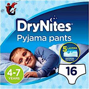 Huggies Dry Nites Pyjama Pants 16's