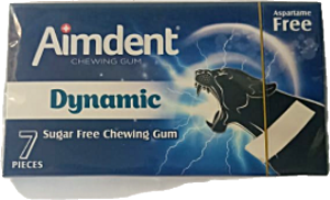 Aimdent Dynamic Gum 14.5 g