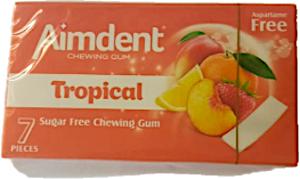 Aimdent Tropical Gum 14.5 g