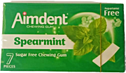 Aimdent Spearmint Gum 14.5 g