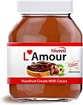 L'Amour Hazelnut Cream With Cocoa 350 g