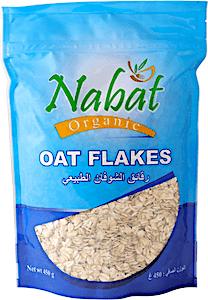 Nabat Oatflakes Fine GF 450 g