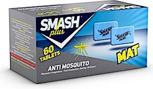 Smash Plus Anti Mosquito Tablets 60's