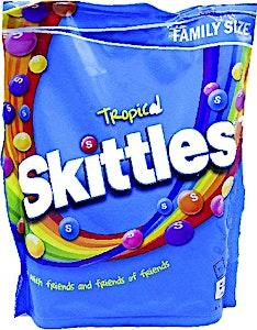 Skittles Tropical 196 g