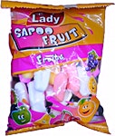 Lady Sapoo Fruits Candy 160 g