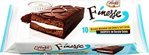 Freddi Finesse Milk Cream Cakes - Pack of 10's