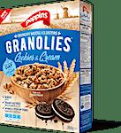 Poppins Granolies Cookies & Cream 350 g