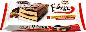 Freddi Finesse Cocoa Cream Cakes - Pack of 10's