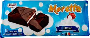 Freddi Moretta Classic Cakes - Pack of 10's