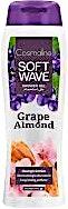Cosmaline Soft Wave Grape Almond Shower Gel 400 ml