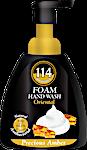 114 Foam Hand Wash Precious Amber 400 ml