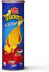 Taj Snackers Ketchup Potato Chips 130 g