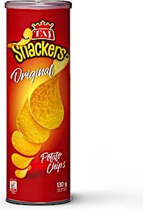 Taj Snackers Original Potato Chips 130 g