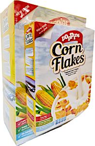 Poppins Corn Flakes Original 1 kg + 250 g Free