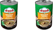 Al Wadi Al Akhdar Hummus Tahini 2 x 400 g 15% OFF
