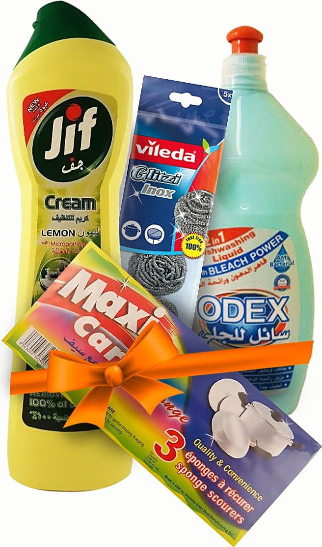 Dishwashing Kit Products @Special Price
