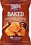 Snips Barbecue Baked Potato Chips 38 g