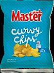 Master Curvy Chips Salt 34 g