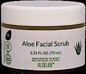 Aloe Facial Scrub 70 ml
