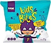 Raw Kids Bites Peanut Puffs 25 g